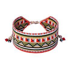 off loom beading techniques Loom Bracelet Patterns, Bead Loom Patterns, Peyote Patterns, Loom Bracelets, Beading Patterns, Beading Ideas, Tapestry Weaving, Bead Weaving, Native Beadwork