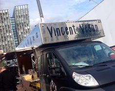 Vegan Fast Food bei 'Vincent Vegan' auf dem Spielbudenplatz (Reeperbahn)