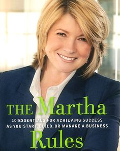 7 Inspirational Quotes from Martha Stewart