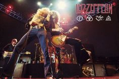 Led Zeppelin: Not a Whole Lotta Love at Press Conference | Showbiz411