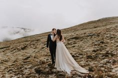 Adventurous Norway Engagement session