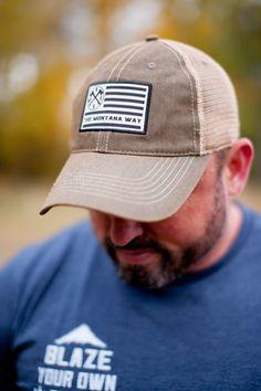 0f969aafcce Represent Trucker Hat in Brown Khaki
