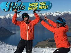 Guides Mike & Jimmy invite you to spend your Spring heliski with them!