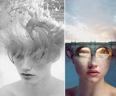 Antonio Mora, Spanish, double exposure, #photography