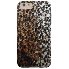 Crazy Unique Abstract Tough iPhone 6 Plus Case
