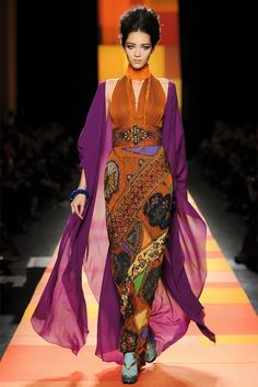 #Jean Paul Gaultier Haute Couture Spring/Summer 2013