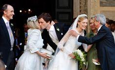 Prince Amedeo Of Belgium Photos: Wedding Of Prince Amedeo Of Belgium And Elisabetta Maria Rosboch Von Wolkenstein