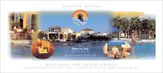 Hotel postcard