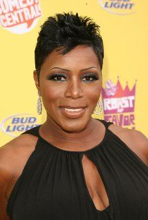 May Sommore has appeared on various shows including HBO's Def Comedy Jam, Showtime at the Apollo, Comic View, and BET Live from L. She has also done guest appearances on television sitcoms The Hughleys and The Parkers. Black Actors, Black Celebrities, Celebs, Female Comedians, Female Singers, Queens Of Comedy, Thick Girl Fashion, Vintage Black Glamour, Black History Facts