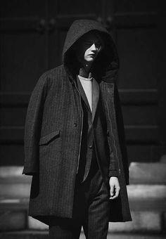 KURO Fall Winter 2015 Otoño Invierno #Menswear #Trends #Tendencias #Moda Hombre - C.N.M.T.