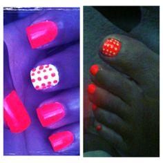 Nails that pop!!!!