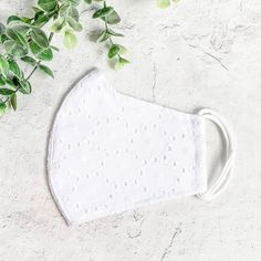 This white eyelet wedding face mask is one of our WeddingWire editors' top picks. Click for more wedding mask ideas. Planning your wedding has never been so easy (or fun!)! WeddingWire has tons of wedding ideas, advice, wedding themes, inspiration, wedding photos and more. {Etsy}