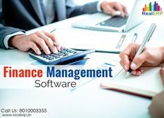 #FinanceManagementSoftware is designed to streamline all the financial processes with tools and controls to support complex legislative requirements. See more @ http://bit.ly/2mhiGw7 #RealERP #FinanceManagement