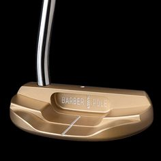 The Irish Links Series Ballybunion putter incorporates the ever growing popularity of the mallet design. We feel our design is both future focused with a sleek yet traditional design. We use a Double Bend shaft to align the shaft of the putter with the center of the face, thus making the putter face balanced. The two alignment aids (dot and line) affording you an assured alignment.