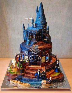 Hogwarts, Harry Potter Cake