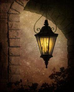 Wrought Iron Wall Art tuscan decor lamp by AmyTylerPhotography, $30.00 #lantern #light #art #gothic