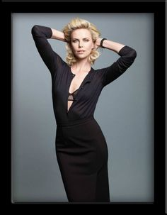 Charlize Theron | by Mark Seliger