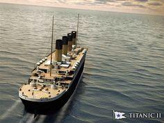 Lo que los multimillonarios quieren lo consiguen, incluso si es algo que no suena muy inteligente, como el Titanic II, por ejemplo. Los pasajeros del lujoso crucero, que harán el viaje inaugural en 2016, se divertirán como en 1912, rodeados de muchos de los elementos famosos originales, como la suntuosa escalera que aparece en las escenas cruciales de la película. Y también tendrán la opción de vestirse con ropa de época. Además de la ingeniería moderna, hay dos diferencias fundamentales…