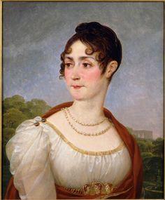 Portrait de l'Impératrice Joséphine par Antoine-Jean (baron) Gros (1771-1835)