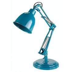 Lampe Paterson bleu canard