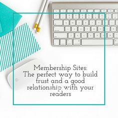 Free membership sites are a great way to build trust with your readers Best Relationship, Trust, Good Things, Free