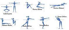 Tabla de ejercicios para hacer en la piscina : AERÓBIC Y STEP
