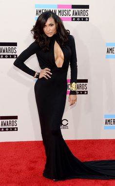 Naya Rivera,  2013 American Music Awards
