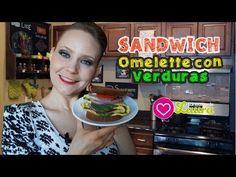 Sandwich de Omelette ♥ Las Recetas de Laura |