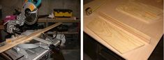 How to Build a Poker Table - Step by Step Instructions Poker Table Diy, Poker Table Plans, Octagon Poker Table, Pine Trim, Sliding Compound Miter Saw, Minwax Stain, Woodworking Jobs, Plywood Sheets, Wood Plans