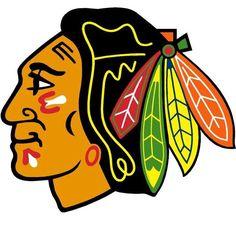 NHL Chicago Blackhawks Wallmarx Hockey Wall Accent Set