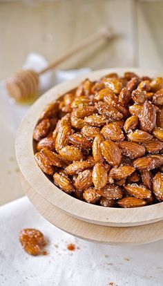 Habanero Honey Roasted Almonds Spicy & Delicious door KickinAlmonds, $4.98