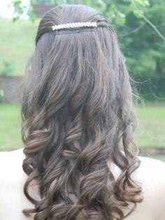prom hair! :D