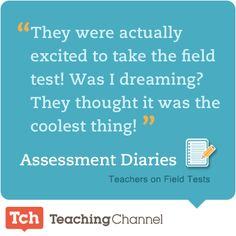 Assessment Diaries: Feedback from Students