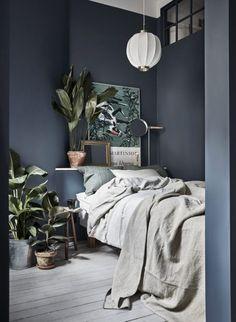 Tiny Blue Stockholm Apartment   Gravity Home