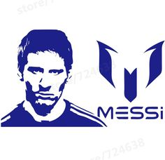 Free shipping Sports footballer wall stickers kids boys the year Lionel Messi after scoring of cheering room wall decor #Affiliate