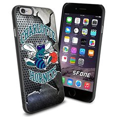 Charlotte Hornets Basketball NBA Logo Silicone Skin Case Rubber Iphone6 Case Cover WorldPhoneCase http://www.amazon.com/dp/B00VOWYKDG/ref=cm_sw_r_pi_dp_9YW3vb0T8VF8F