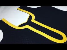 Front Neck design cutting and stitching - YouTube