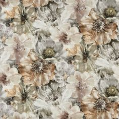 Lani in Amber by Prestigious Textiles Fabric | Curtain Fabric Store