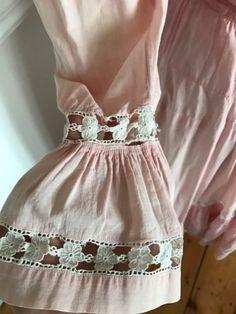 Antikes Jugendstil Kleid um 1910   eBay   Kleider