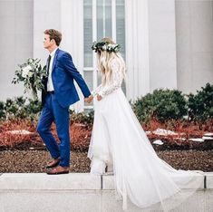 Off to the temple in the Chandler Dress (by special order only)