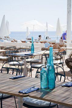 Experimental Beach Ibiza, Ibiza beach restaurant - White Ibiza