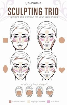 Love the fact younique bring out the best products, but also teach you how to use them! The sculpting trio is perfect for those contour beginners www.youniqueproducts.com/NicholeSchlarmann