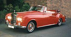 1964 Rolls-Royce Silver Cloud III Convertible