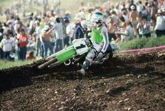 Vintage MX - Jeff Ward