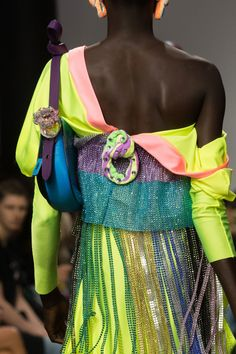Fashion East at London Spring 2017 (Details)