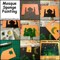 I have really enjoyed doing the 30 Days of Ramadan Crafts Project. Yes it has been tiring and hard work putting all the posts togethe...