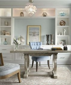 Trendy home office i