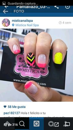 Photos, Nails, Beauty, Finger Nails, Fairy, Fingernail Designs, Decorated Cookies, Beleza, Pictures
