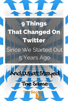 5 Years of Evolution Marketing Tactics, Social Media Marketing, Digital Marketing, Marketing Ideas, Facebook Marketing, Marketing Strategies, Get Twitter Followers, Marketing Case Study, Twitter Tips
