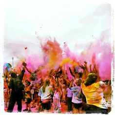 Color Me Rad 5K ---> click to watch VIDEO